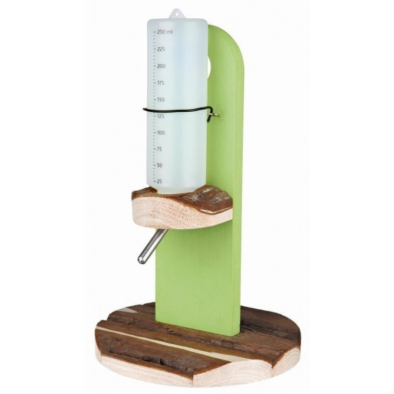 Natural Living water bottle holer, 18 × 30 × 18 cm