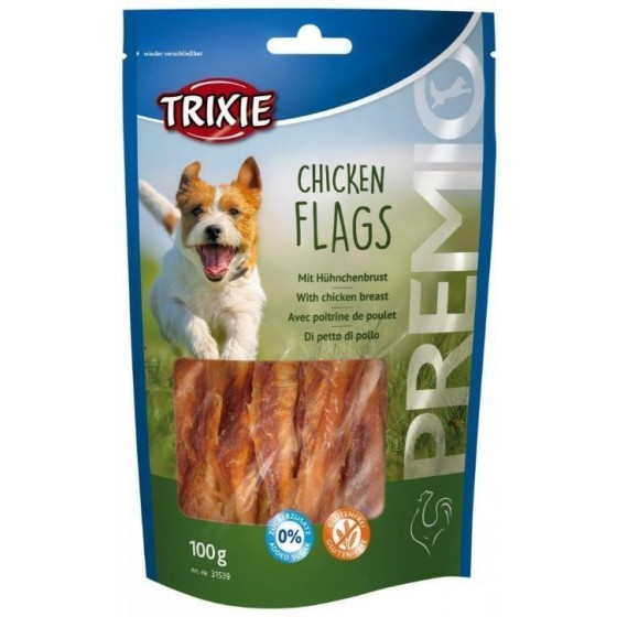 PREMIO Pollo Flags